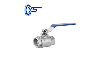 How to Distinguish Various Chip Ball Valves?