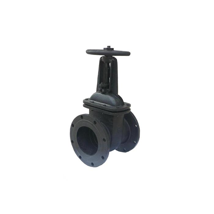 Grey iron hot sale pipelinesoft-sealing gate valve