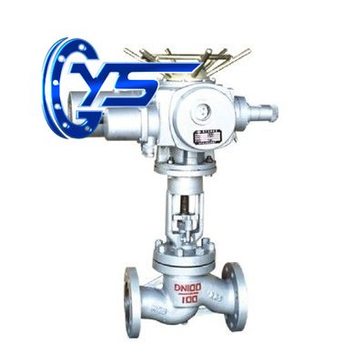 carbon steel Electric stop valve on sale