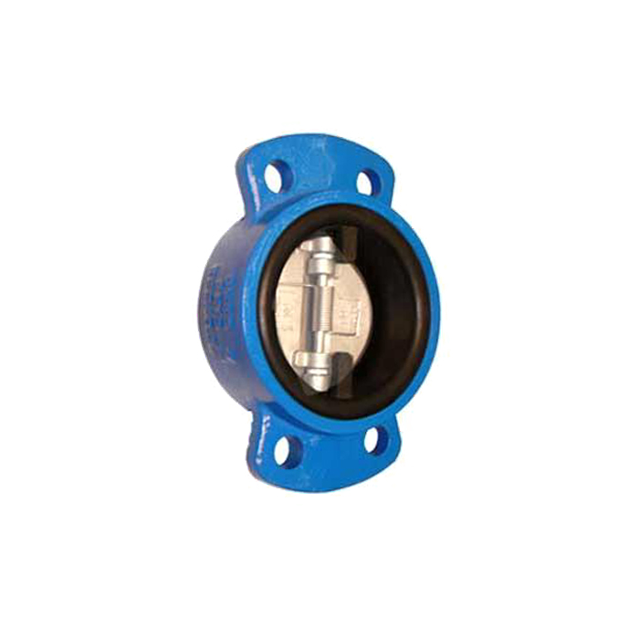 China manufacture Desulfurization butterfly check valve on sale