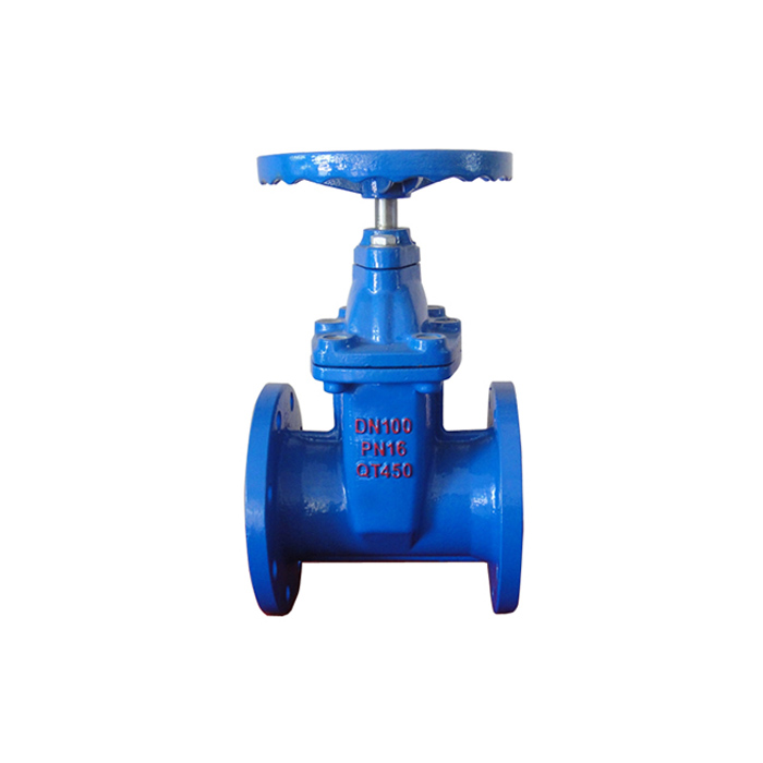 Z45X-10/16 Soft Sealing Gate Valve