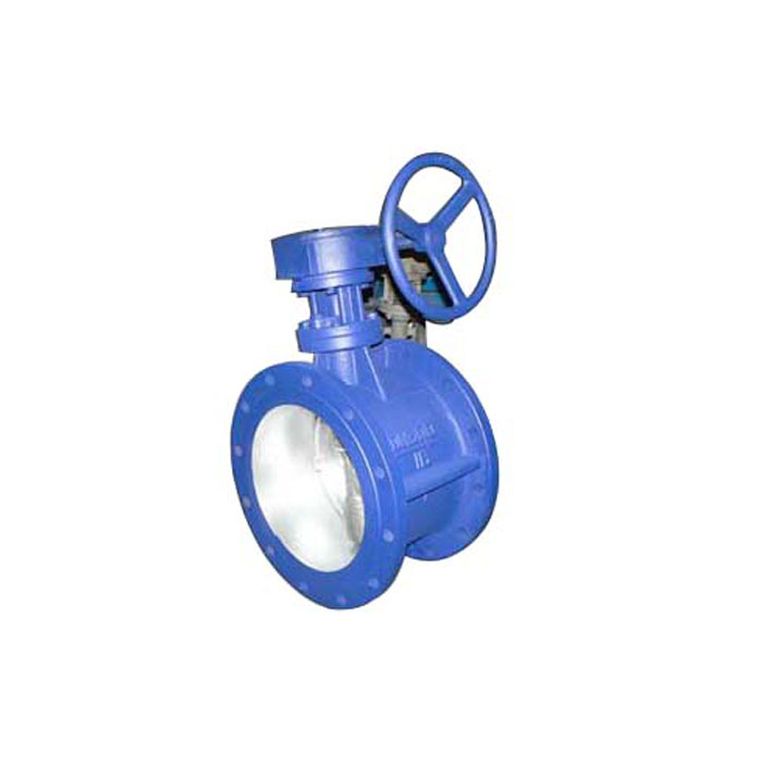 D341X-10/16 Flanged Butterfly Valve