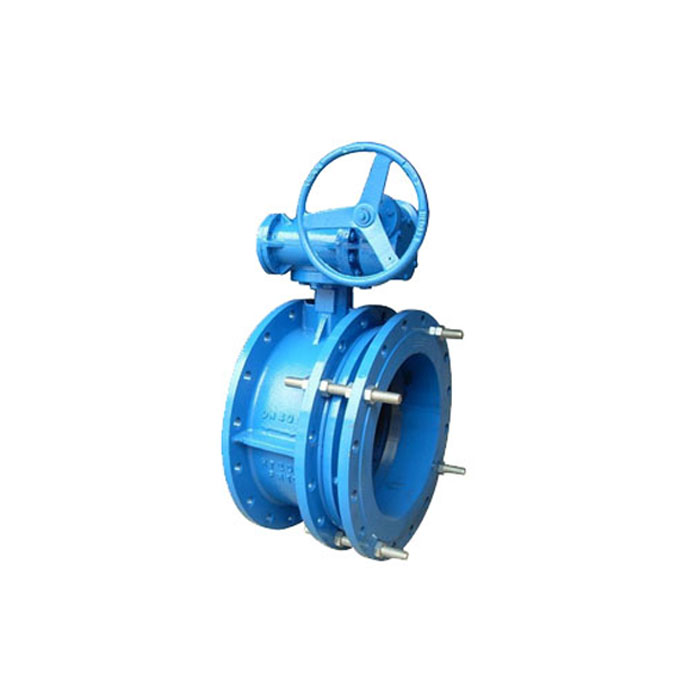 SD343X/F-10 Worm Driven Flange Expension Butterfly Valve