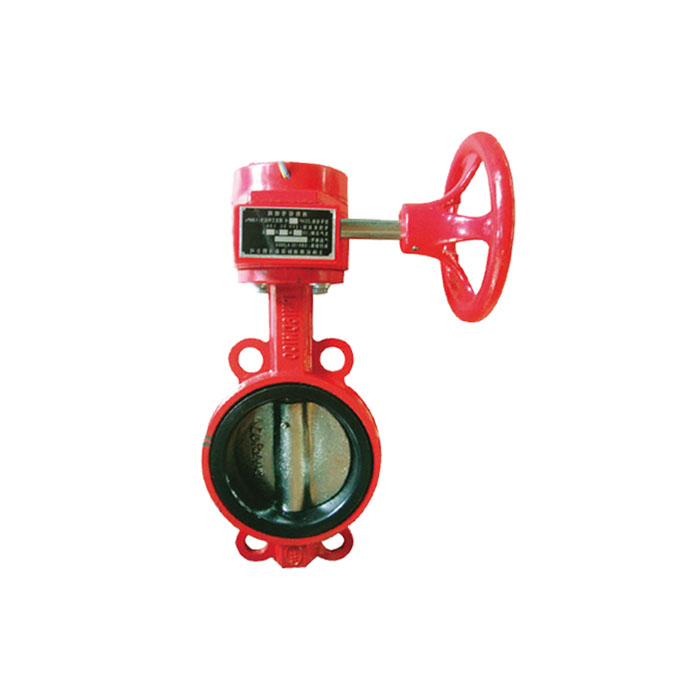 XD371X-10/16 Fire Control Signal Butterfly Valve
