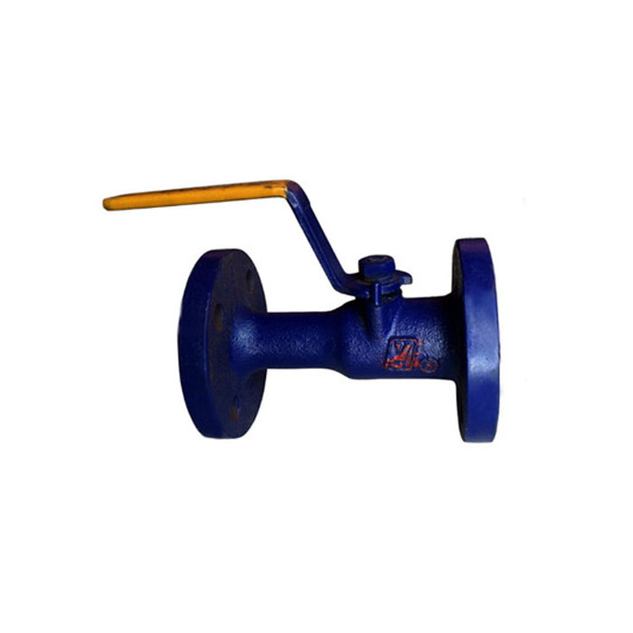 QJ41M-16 Cast Iron High Temperature Ball Valve