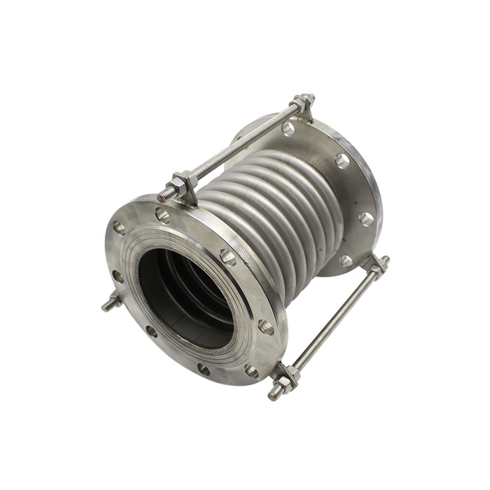 JDZ type axial internal pressure corrugated compensator