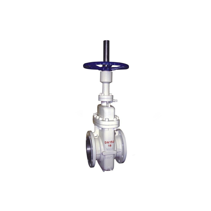 Z43F / Y-16C / 25/40/64/100 non-diversion type flat gate valve