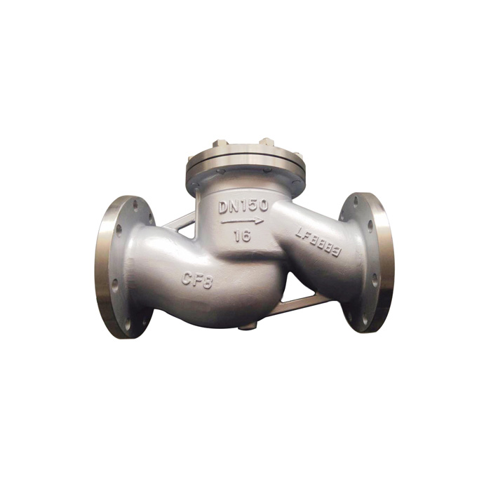 H41W-16/25/40P、R Stainless Steel Lifting Check Valve