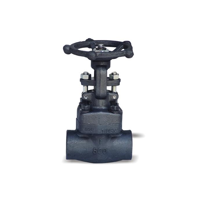 Forged steel gate valve 150LB-2500LB