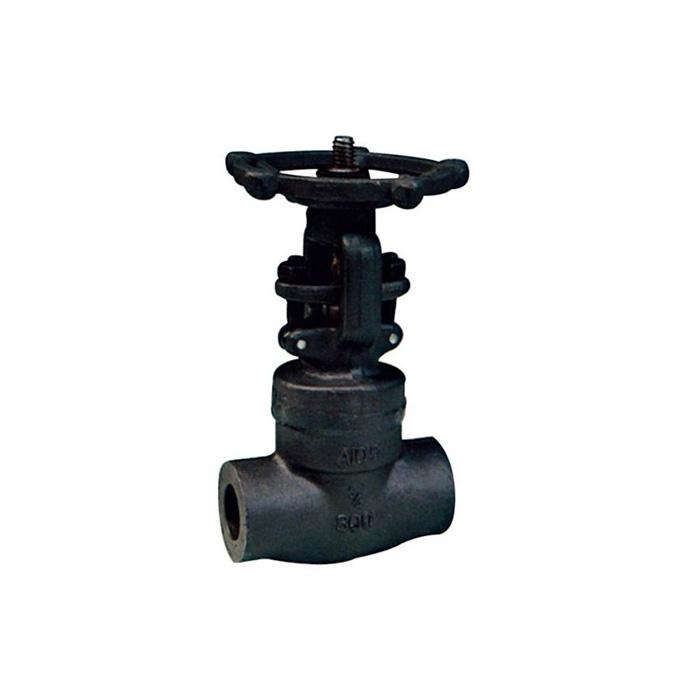 J61H / Y-25 / 40/64/100/160 forged steel globe valve