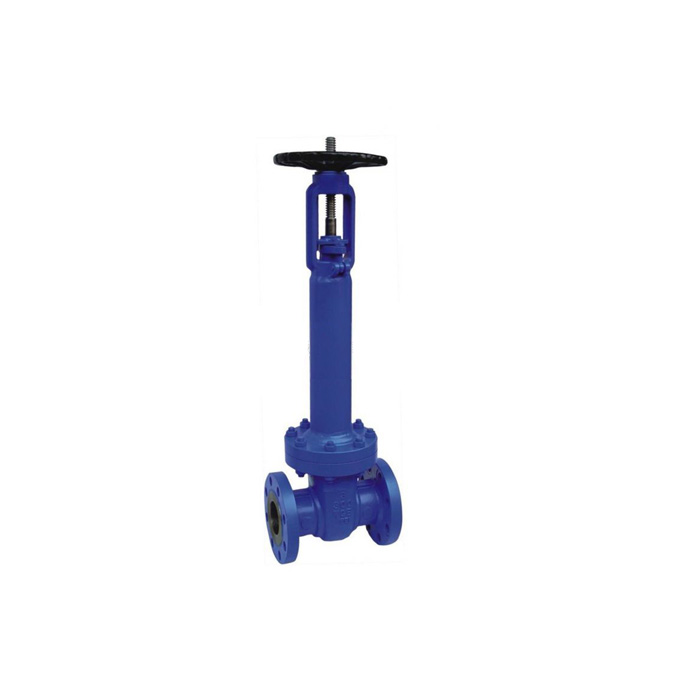 WZ41H-16/25/40 DIN Bellow Seal Gate Valve