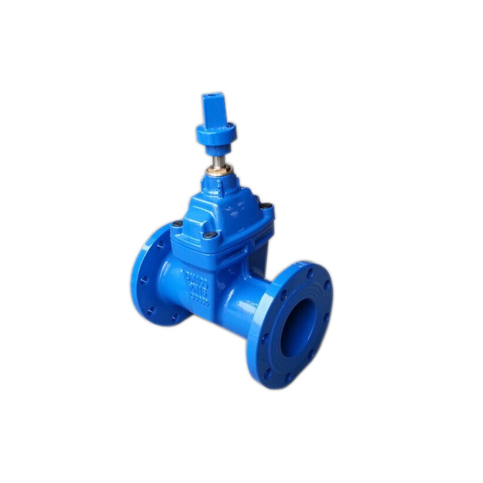 Z45X-10 / 16 DIN A type F5 soft seal gate valve