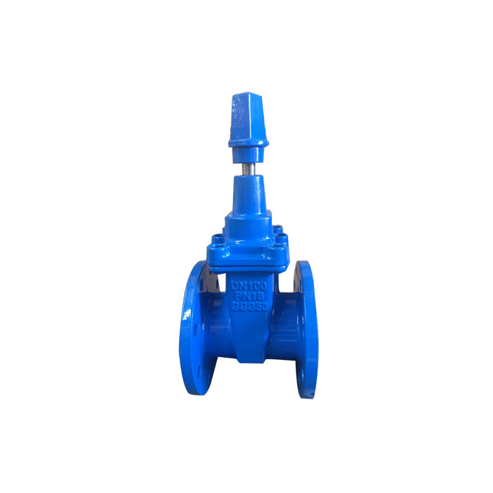 Z45X-10 / 16 DIN  Bare Soft Seal Gate Valve