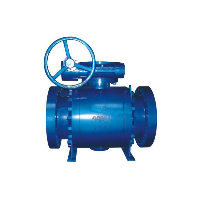 Q347F-16 / 25/40 DIN forged steel ball valve