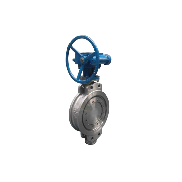DN 50-2000mm Low Temperature steel Butterfly Valve