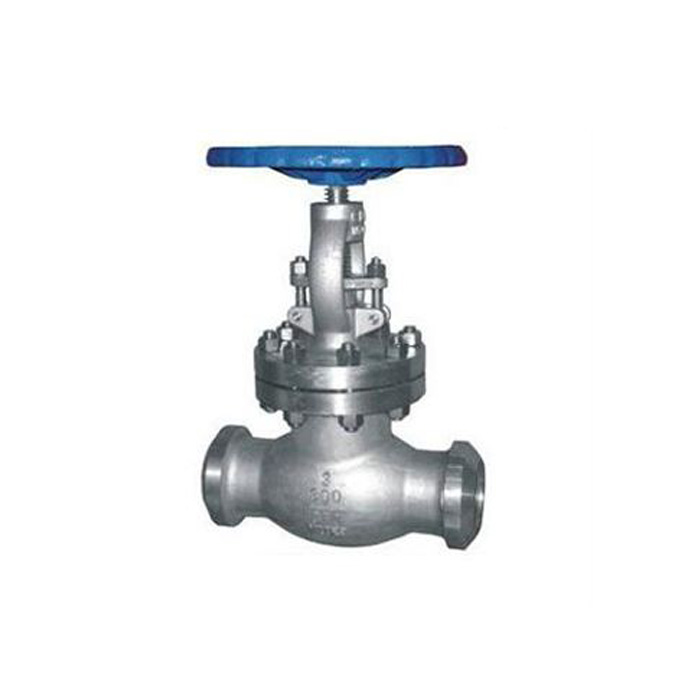 DN 15-250mm Low Temperature steel Welding Globe Valve