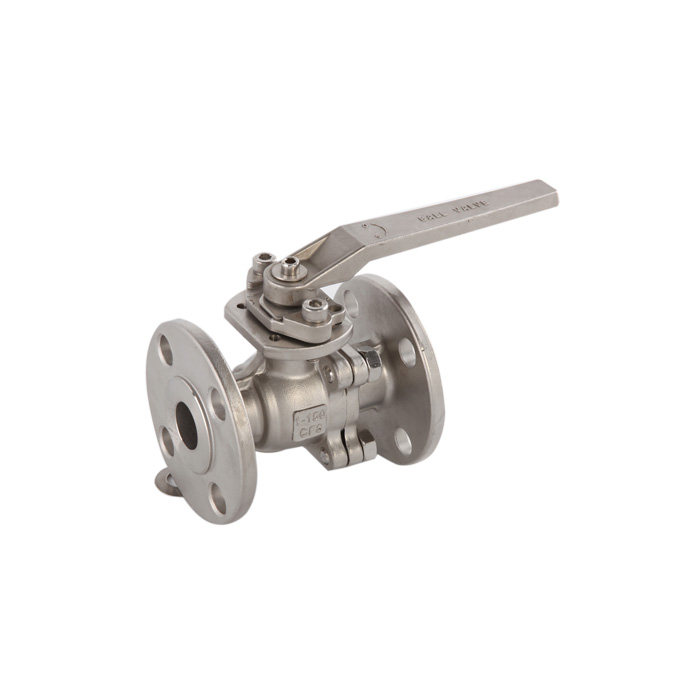 Low Temperature Bar Ball Valve