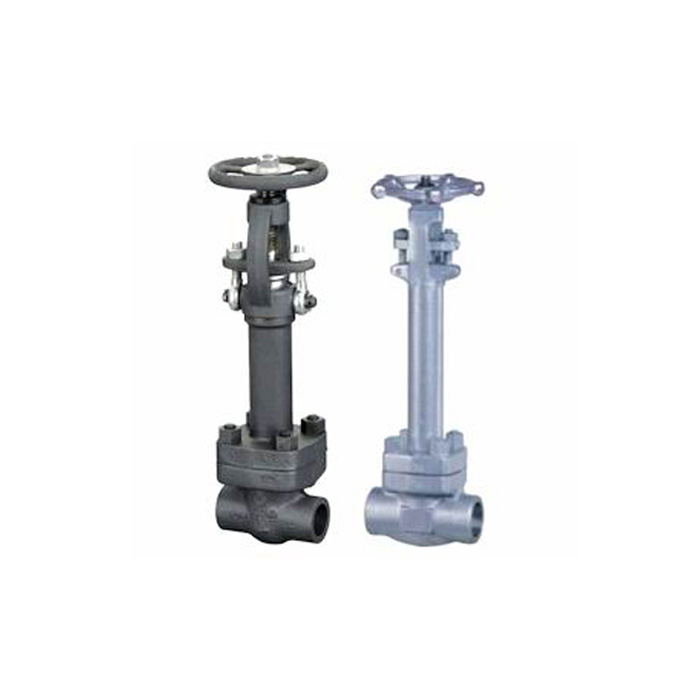 DN 50-1000mm Forged Steel Low Temperature  Gate Valve