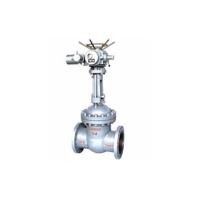 Z941H-16C / 25 DN 50-1000mm cast steel electric gate valve
