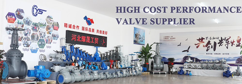 Yao Sheng Valve Flange Pipe fitting industry